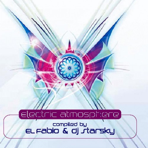 Various Artists - Electric Atmosphere: Front