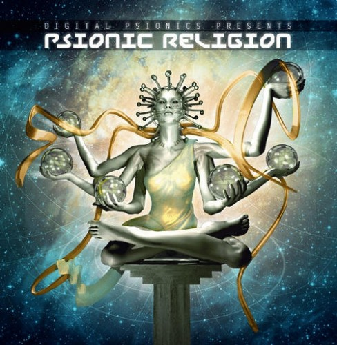 Various Artists - Psionic Religion: Front