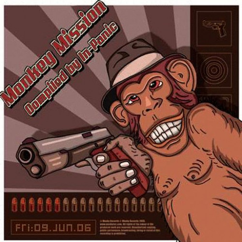Various Artists - Monkey Mission: Front