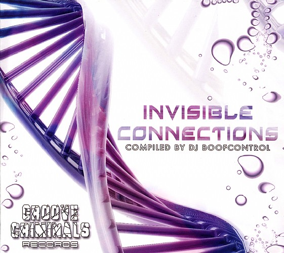 Various Artists - Invisible Connections: Front