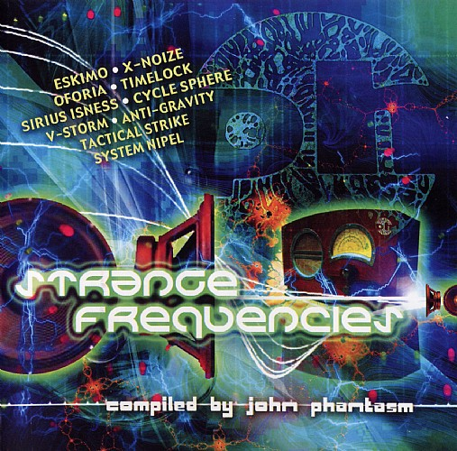 Various Artists - Strange Frequencies: Front