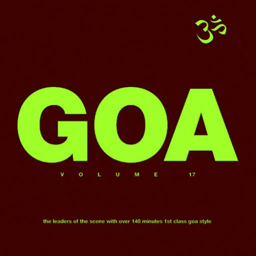 Various Artists - Goa 17: Front