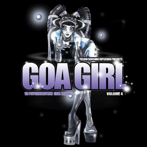 Various Artists - Goa Girl vol 4: Front
