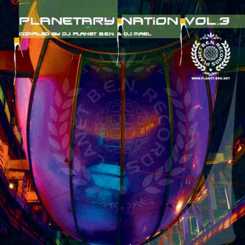 Various Artists - Planetary Nation 003: Front
