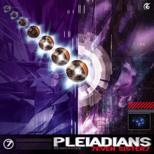 Pleiadians - Seven Sisters: Front