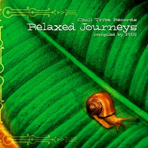 Various Artists - Relaxed Journeys: Front