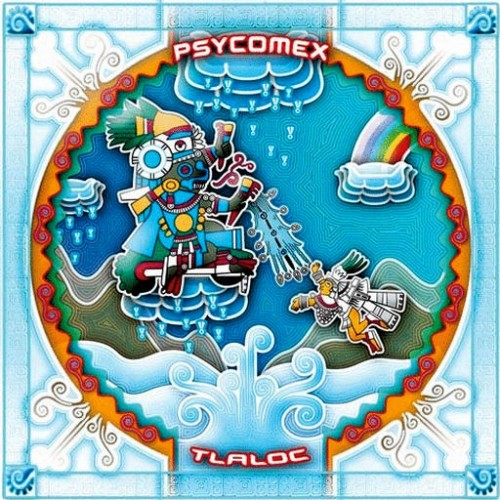 Various Artists - Psycomex - Tlaloc: Front