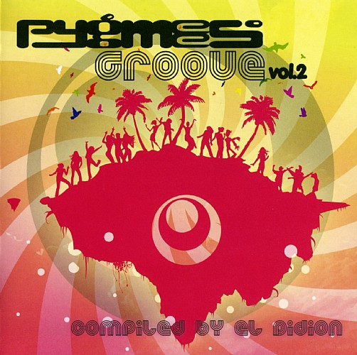 Various Artists - Pygmees Groove vol 2: Front