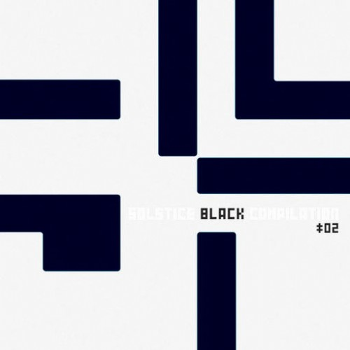 Various Artists - Solstice Black Compilation #02: Front