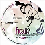 Fitalic - Atomic Atmosphere EP