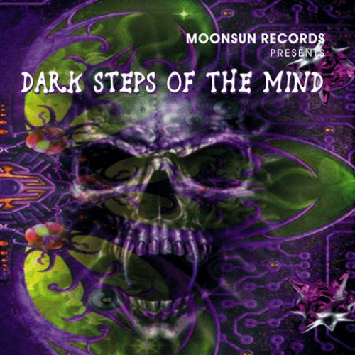 Various Artists - Dark Steps Of The Mind: Front