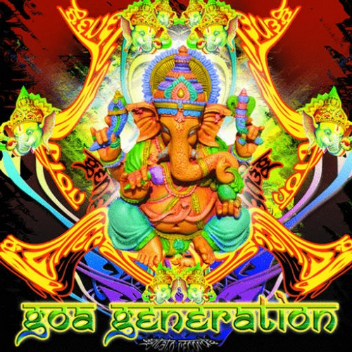 Various Artists - Goa Generation: Front