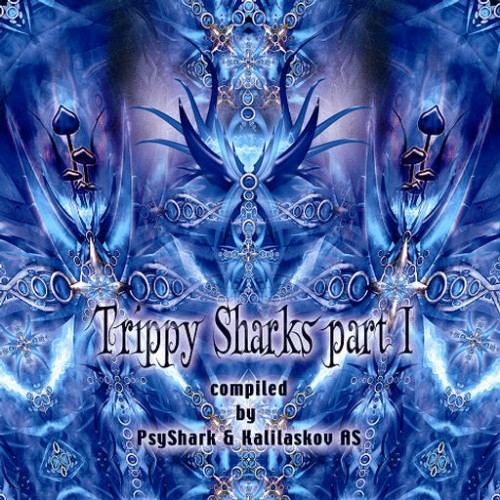 Various Artists - Trippy Sharks: Front