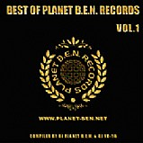 Various Artists - Best Of Planet B.E.N Records