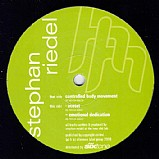Stephan Riedel - Controlled Body Movement EP
