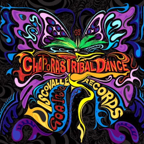 Various Artists - Chaporas Tribal Dance: Front