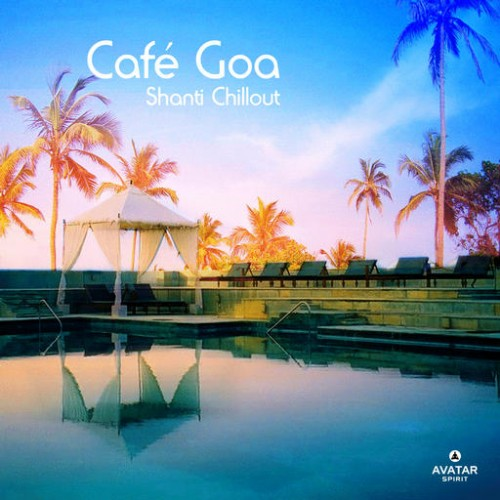 Various Artists - Cafe Goa: Front