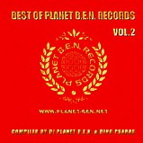 Various Artists - Best Of Planet B.E.N Records vol 2