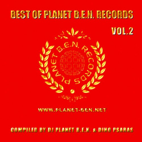 Various Artists - Best Of Planet B.E.N Records vol 2: Front