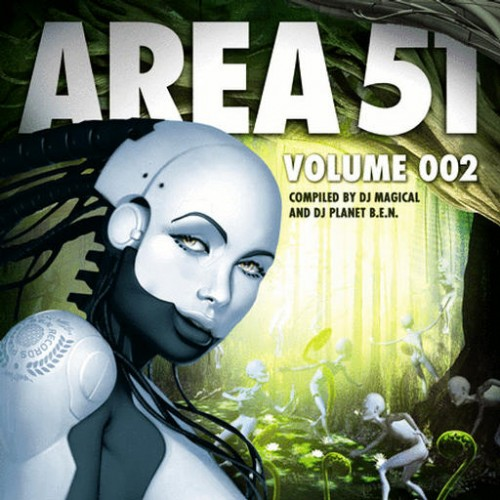 Various Artists - Area 51 vol 2: Front