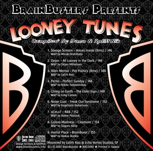 Various Artists - Looney Tunes: Back