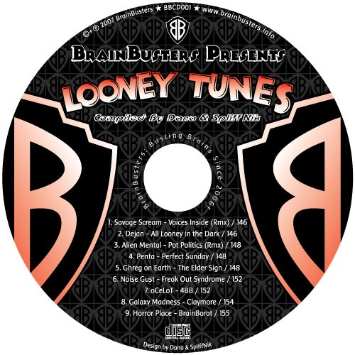 Various Artists - Looney Tunes: CD