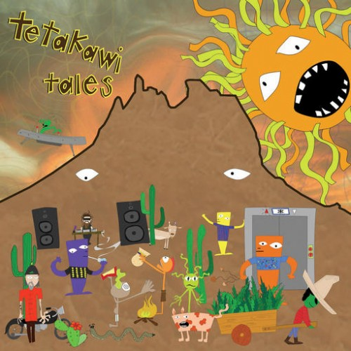Various Artists - Tetakawi Tales: Front