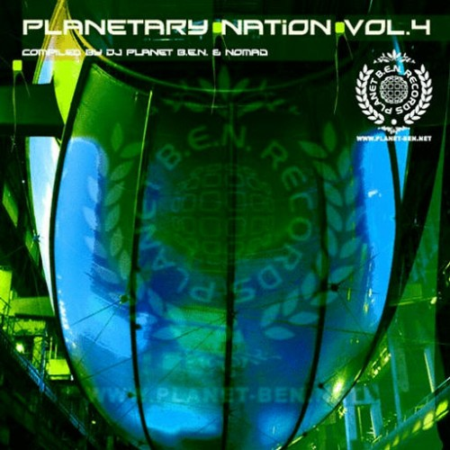 Various Artists - Planetary Nation 004: Front