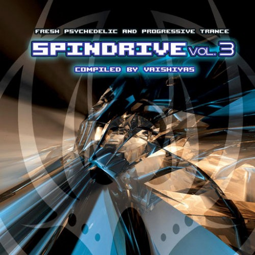 Various Artists - Spindrive vol 3: Front