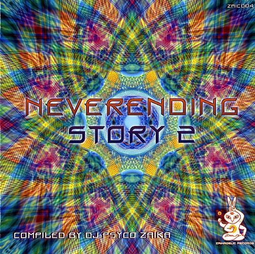 Various Artists - Neverending Story 2: Front