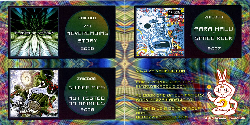 Various Artists - Neverending Story 2: Inside