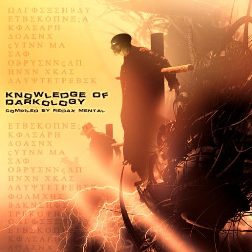 Various Artists - Knowledge Of Darkology: Front