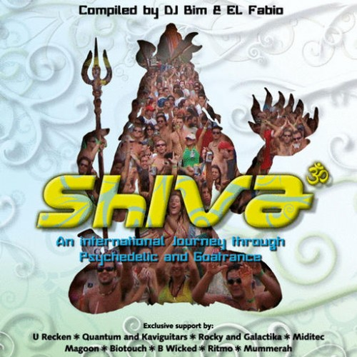 Various Artists - Shiva: Front