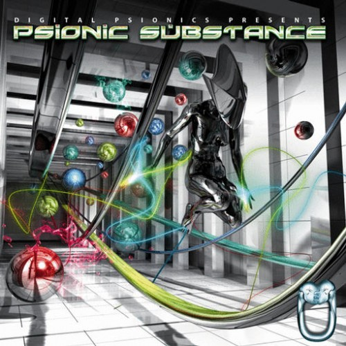 Various Artists - Psionic Substance: Front