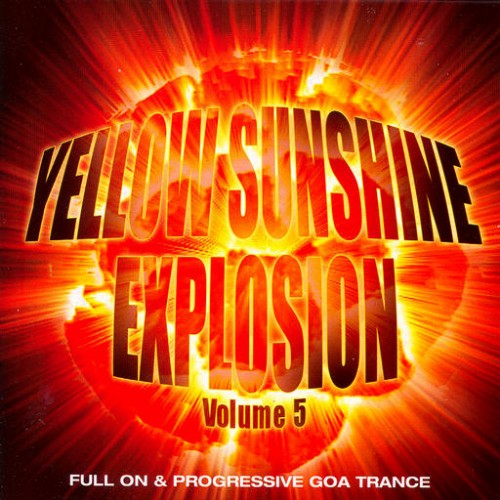 Various Artists - Yellow Sunshine Explosion 5: Front