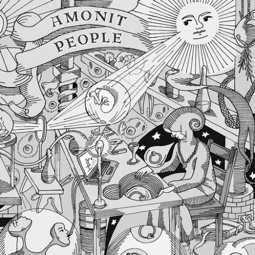 Various Artists - Amonit People: Front