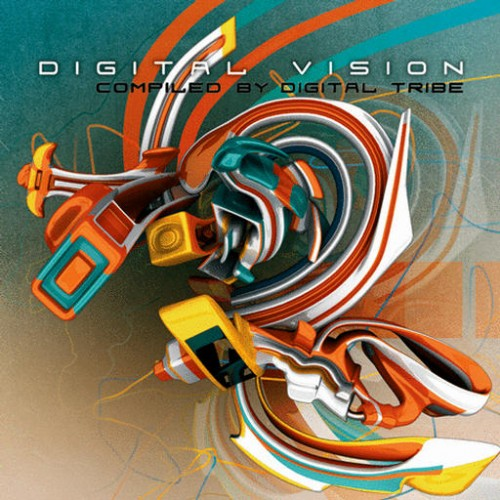 Various Artists - Digital Vision: Front