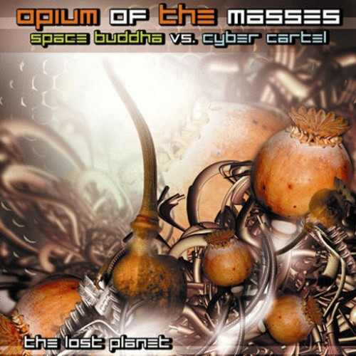 Opium Of The Masses - The Lost Planet: Front