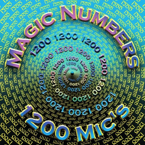 1200 Mics - Magic Numbers: Front