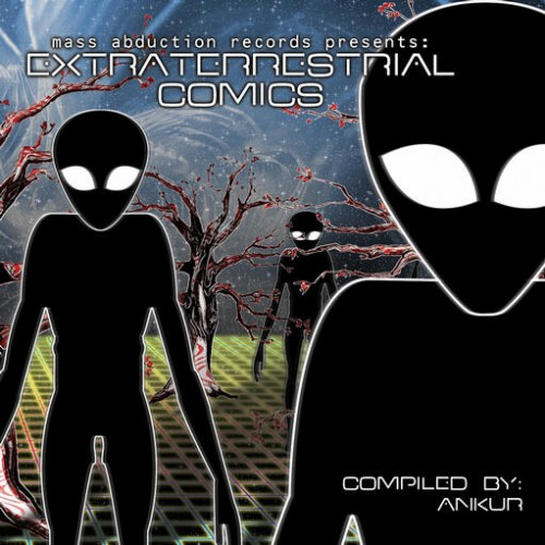 Various Artists - Extraterrestrial Comics: Front