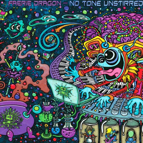 Various Artists - No Tone Unstirred: Front