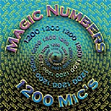 1200 Mics - Magic Numbers EP