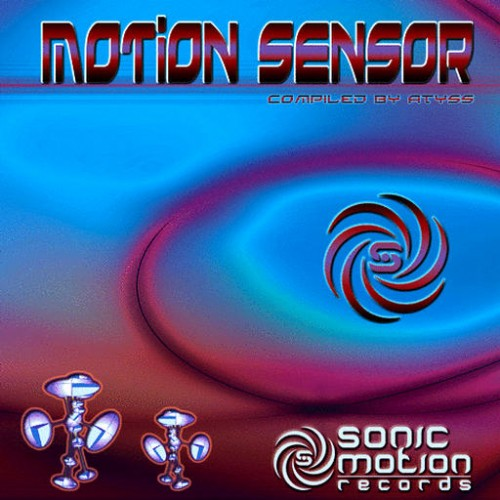 Various Artists - Motion Sensor: Front