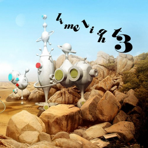 Various Artists - Lime Light 3: Front