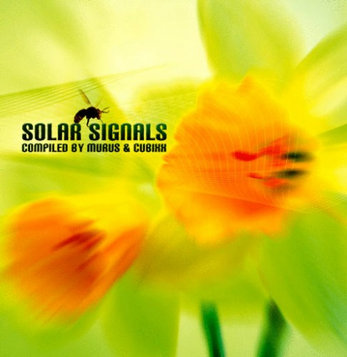 Various Artists - Solar Signals: Front