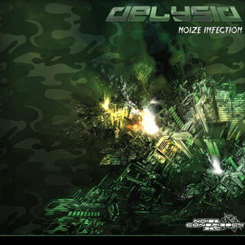 Delysid - Noize Infection: Front