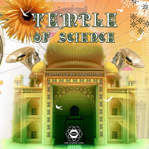 Various Artists - Temple Of Science: Front