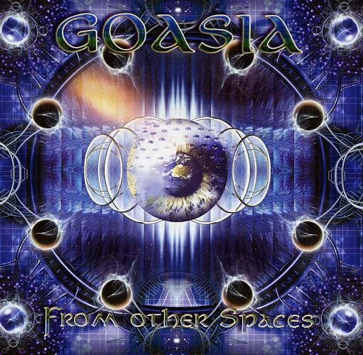 Goasia - From Other Spaces: Front
