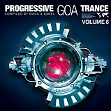 Various Artists - Progressive Goa Trance 6
