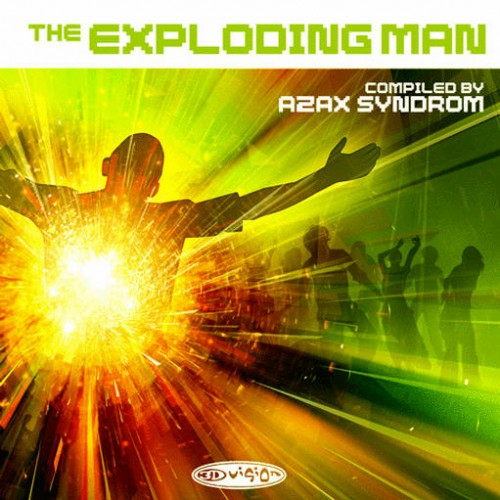 Various Artists - The Exploding Man: Front